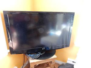 42 inch LG flat screen HDTV