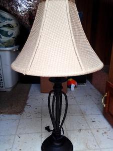 8 LAMPS 2 TABLE LAMPS SETS,3 DESK LAMPS,