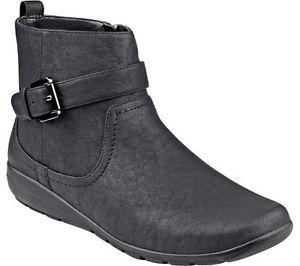 BRAND NEW BLACK '' EASY SPIRIT '' BOOTIES FOR SALE