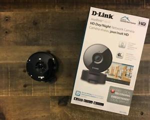 D-Link IP Security Camera