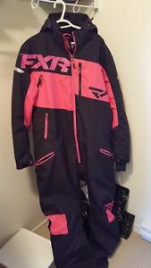 FXR ladies snowmobile suit