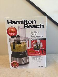 Hamilton Beach Food Processor - Sealed