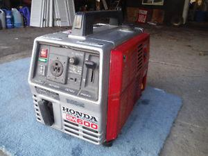 Honda EM600 Portable Generator For Sale or trade up to