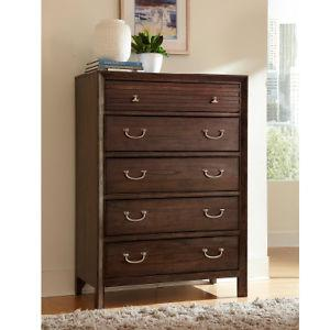 Kincaid chest of drawers solid wood soft closing drawers