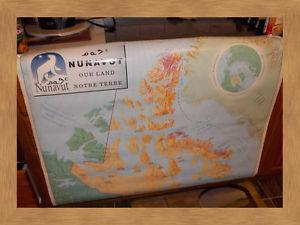 ----------LARGE MAPS OF BAFFIN ISLAND AND