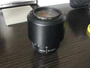 Pentax SMC Pentax DA mm f/4-5.6 ED WR Zoom Lens