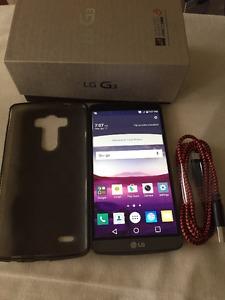 Rogers,Bell,Telus,Wind,Koodo,Chatr,Fido unlocked LG G3 32GB