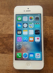 Selling like new iphone 5 with telus network