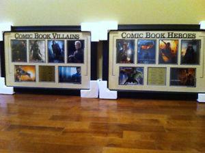 Signature Authentics Comic Book Heroes and Comic Book
