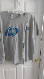 Two t-shirt extra large Alpine and Moosehead light brand new