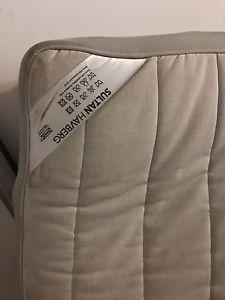 2 queen size mattress $50 each. Airdrie