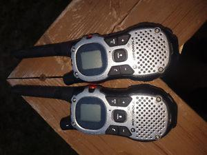 2 way radio Motorola