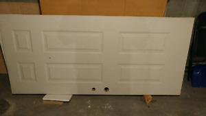 36x80 solid wood steel door