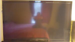 """50"""" flat screen TV"""