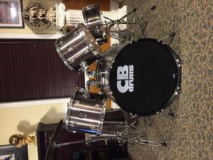 7 Piece CB Drum SET