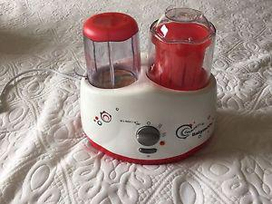 Baby food processor & accessories