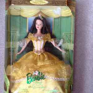Barbie as Beauty from Beauty and the Beast