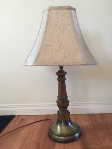 Bedroom or Living Room Table Lamp