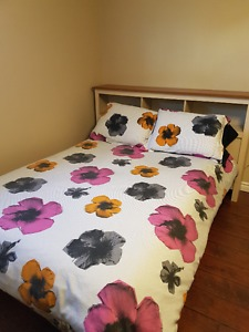 Bedroom set and bed for sale!