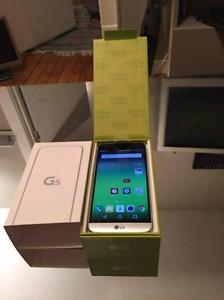 Brand new LG G5 still in box