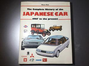 Complete History Of Japanese Car Toyota Mazda Subaru Honda
