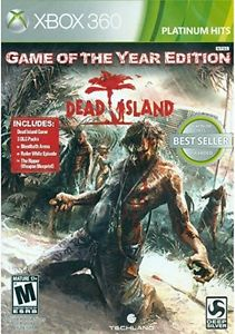 Dead Island: Game Of The Year Edition (Xbox 360) Mint $5