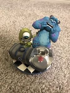 Disneyland Exclusive Monsters inc Snow Globe