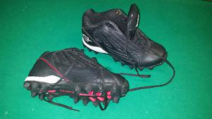 Easton baseball cleats Brand New rubber size 7