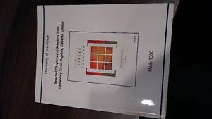 Elementary Linear Algebra 11 edition by Howard Anton