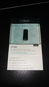 Fitbit One New in box