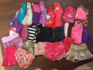 Girls size 6 clothing