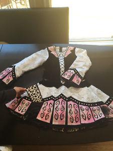 Irish Dance Solo Dress - Motivated to Sell