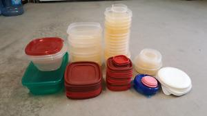 Kitchen storage containers (make an offer and pick up)