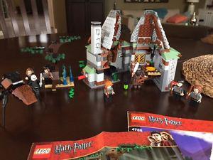 LEGO - Harry Potter - 2 Sets Hagrid's Hut & Forbidden Forest