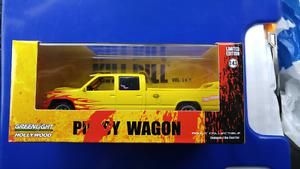 Limited Edition Kill Bill Diecast P***y Wagon