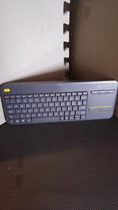Logitech wireless USB keyboard