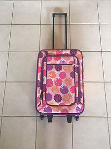 Luggage. Carry on size