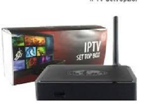 MAG 254 ORIGINAL INFOMIR IPTV SET UP TOP BOX