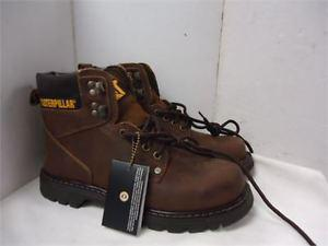 Mens' Cat Boots size 9 brand new never worn  cost 130