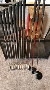 Men's LH golf club set