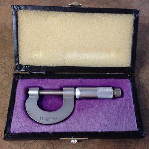 Metric Micrometer $ OBO