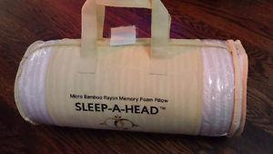 *NEW* Micro Bamboo Shredded Memory Foam Pillow