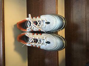 Nike medium drifit and adidas golf shoes sz 9 *need gone