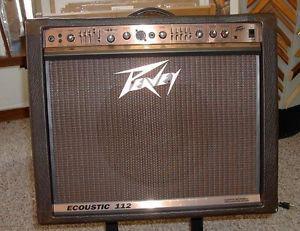 Peavey Ecoustic 112.. acoustic amp bargain