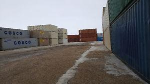 Storage containers, Shipping containers, Sea Cans for Sale