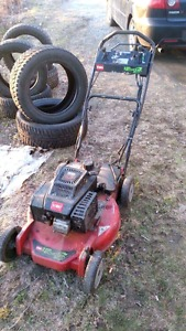 Toro Super Recycler Electric Gas powered Lawnmower