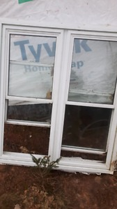 Used vinyl window for sale