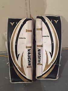 Vaughn Velocity Road hockey goalie pads