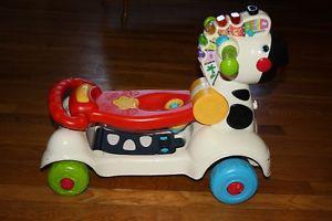 Walking & Ride On Toys -Fisher Price