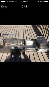 Wanted: Buffet style trays
